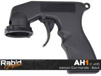 Aerosol Gun Handle - Black