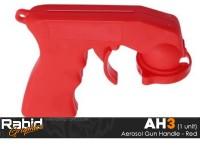 Aerosol Gun Handle - Red