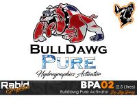 2.5 Litres Bulldog Pure Hydrographics Activator