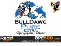 500ml Bulldog Pure Extra Hydrographics Activator