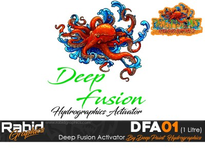 1 Litre Deep Fusion Hydrographics Activator