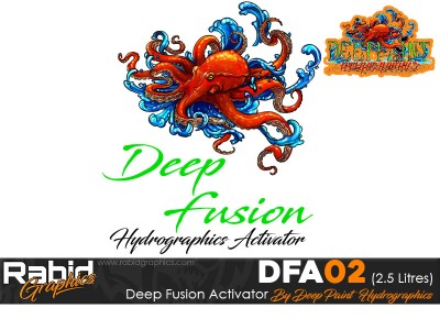2.5 Litres Deep Fusion Hydrographics Activator