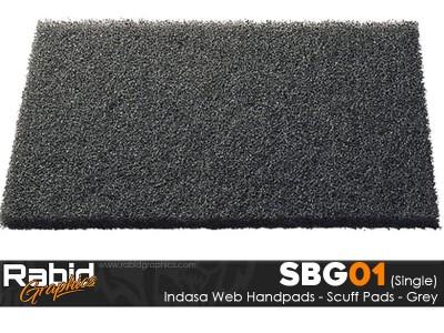 Indasa Web Handpad - Grey