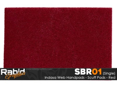 Indasa Web Handpad - Red