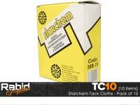 Starchem Tack Cloths - Pack of 10