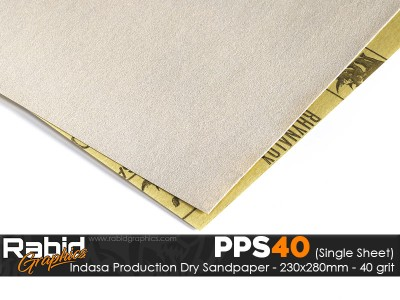 P40 Production Paper - Single Sheet - 230mm x 280mm
