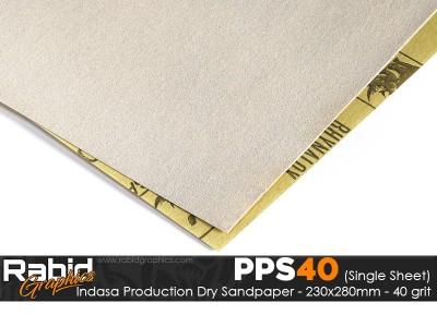 P40 Production Paper - Single Sheet - 230mm x 280mm