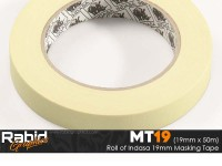 "Indasa 19mm 3/4"" Masking Tape (Roll)"