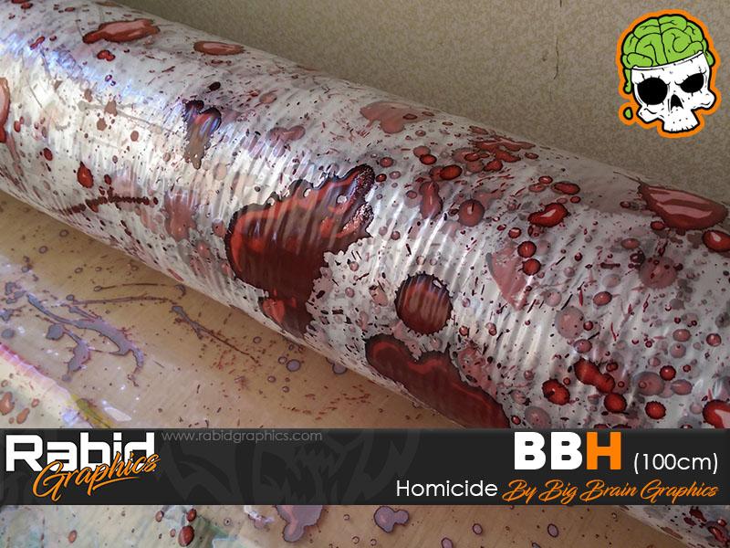 Homicide (100cm)