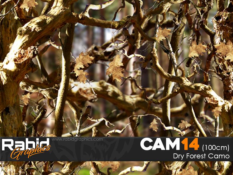 Dry Forest Camo (100cm)