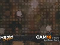 Skull Boxes Camo (100cm)