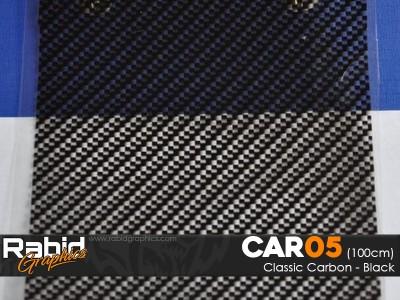 Classic Carbon - Black (100cm)