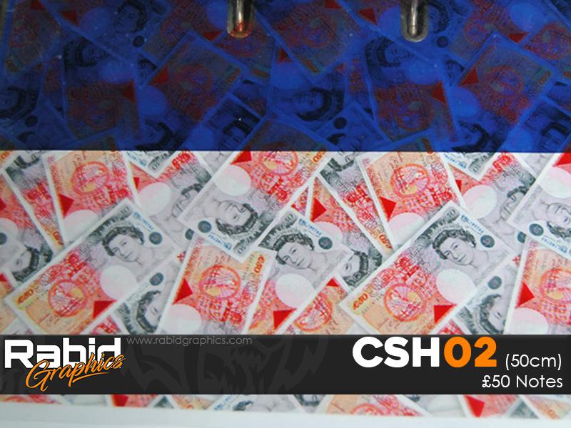 £50 Notes (50cm)