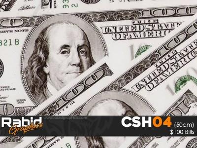 $100 Bills (50cm)