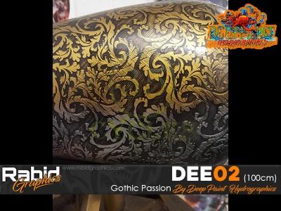 Gothic Passion (100cm)