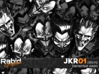 Demented Jokers (50cm)