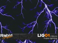 Purple Lightning (100cm)