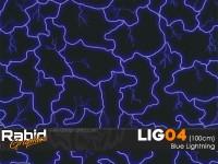 Blue Lightning (100cm)
