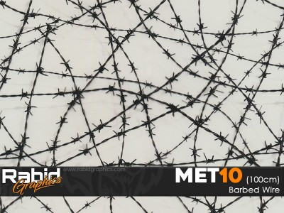 Barbed Wire (100cm)