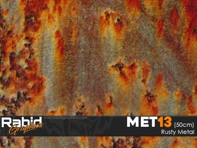 Rusty Metal (50cm)