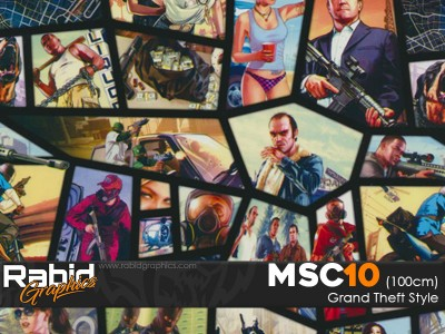 Grand Theft Style (100cm)