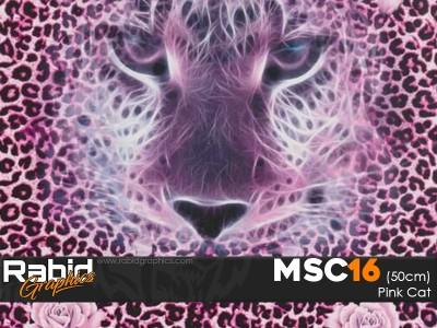 Pink Cat (50cm)