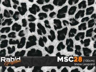 Snow Leopard (100cm)