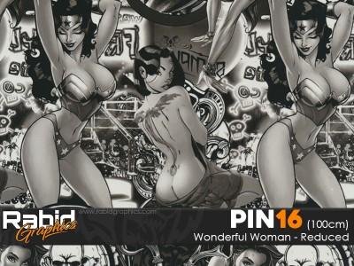 Wonderful Woman - Reduced (100cm)