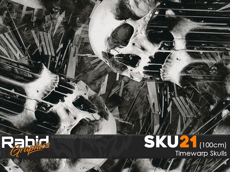 Timewarp Skulls (100cm)