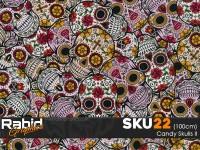 Candy Skulls II (100cm)