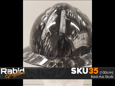 Bad-Ass Skulls (100cm)