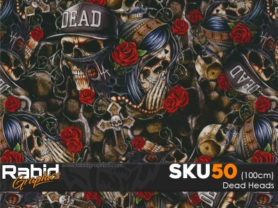 Dead Heads (100cm)