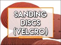 Sanding Discs (Velcro)
