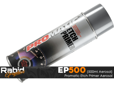 ProMATIC Aerosol Etch Primer (500ml)