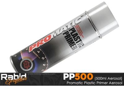 ProMATIC Aerosol Plastic Primer (500ml)