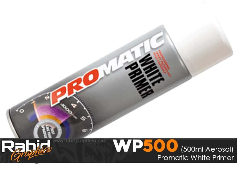 ProMATIC Aerosol White Primer (500ml)