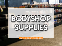 Bodyshop Consumables